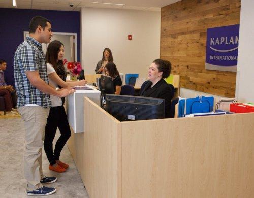 Kaplan International Boston Fenway
