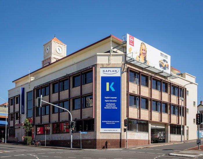 Kaplan International Brisbane