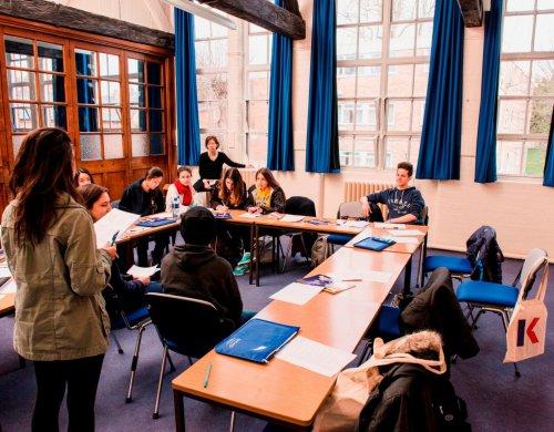 Kaplan International Colleges Salisbury (12 – 17 rokov)