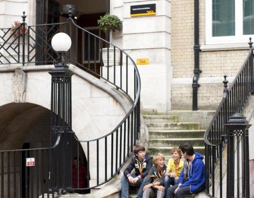 Embassy Londýn Centrum (od 14 rokov)