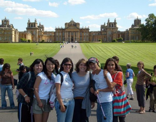CES Oxford (12 – 17 rokov)