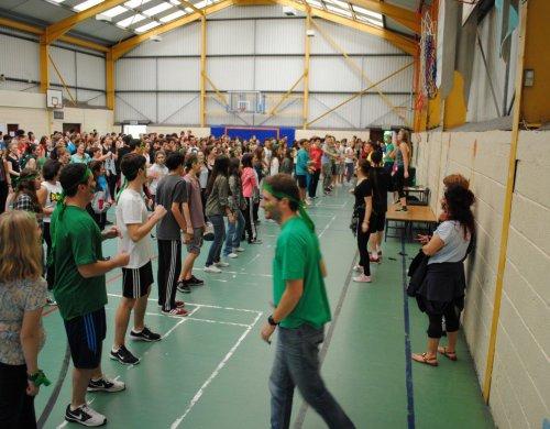 CES Dublin Mercy College (14 – 17 rokov)