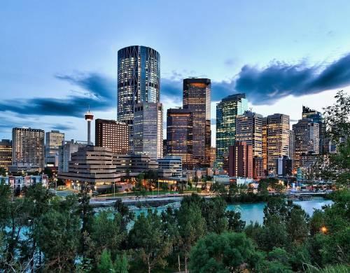 Global Village Calgary (14 – 17 rokov)