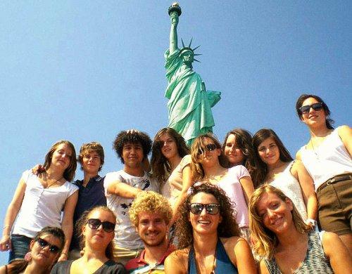 Sprachcaffe New York Manhattan (16 – 21 rokov)
