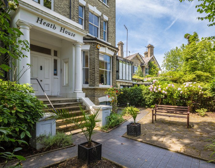 LSI Londýn Hampstead