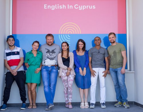 English in Cyprus Limassol