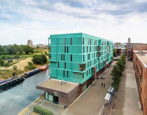 Embassy Londyn Mile End (12 - 17 rokov)