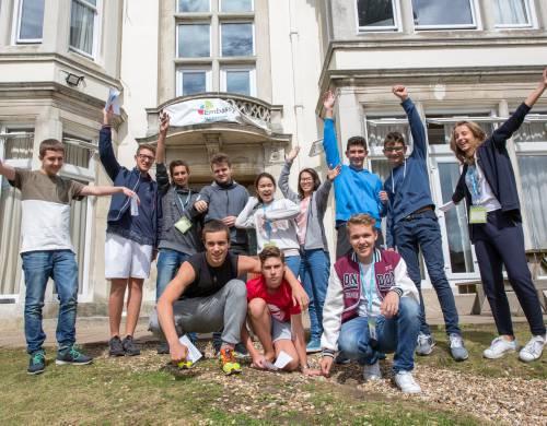 Embassy Londyn Egham (10 - 17 rokov)